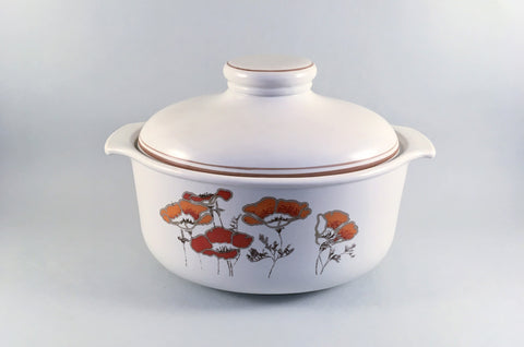 Royal Doulton - Fieldflower - Casserole Dish - 3 1/2pt - The China Village