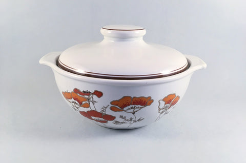 Royal Doulton - Fieldflower - Casserole Dish - 2pt - The China Village