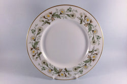 "Royal Doulton - Clairmont - Dinner Plate - 10 5/8"" - The China Village"
