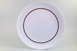 "Wedgwood - Charisma - Susie Cooper - Dinner Plate - 10 5/8"" - The China Village"