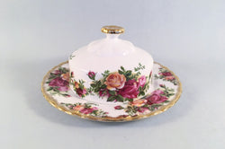 Royal Albert - Old Country Roses - Muffin Dish & Lid - The China Village