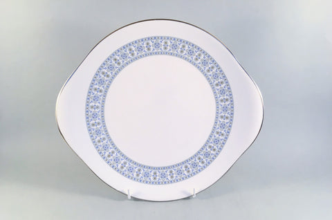 Royal Doulton - Counterpoint - Bread & Butter Plate - 10 1/2""