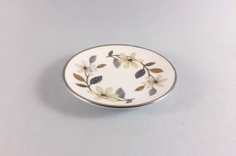 "Wedgwood - Beaconsfield - Butter Pat - 3 1/4"" - The China Village"