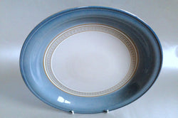 "Denby - Castile Blue - Dinner Plate - 10 3/4"" - The China Village"