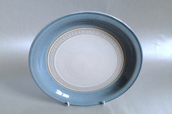 "Denby - Castile Blue - Breakfast Plate - 9 1/8"" - The China Village"