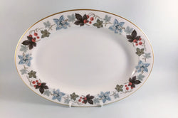 "Royal Doulton - Camelot - Oval Platter - 13 1/4"" - The China Village"
