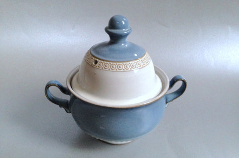 Denby - Castile Blue - Soup Bowl - Lidded - The China Village