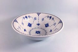 "Mason's - Denmark - Blue - Serving Bowl - 8 3/4"" - The China Village"
