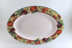 "Royal Doulton - Augustine - Oval Platter - 13"" - The China Village"