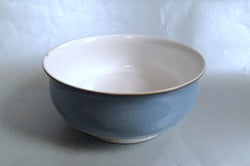 "Denby - Castile Blue - Serving Bowl - 8 3/8"" - The China Village"
