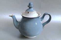Denby - Castile Blue - Teapot - 2pt - The China Village