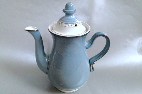 Denby - Castile Blue - Coffee Pot - 2pt - The China Village