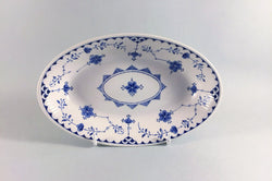 Mason's - Denmark - Blue - Sauce Boat Stand - The China Village