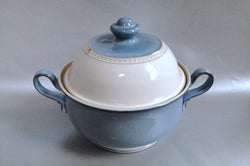 Denby - Castile Blue - Casserole Dish - 3pt - The China Village