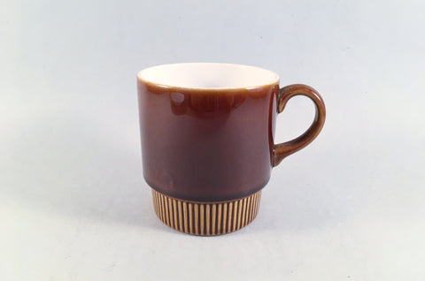 "Poole - Chestnut - Teacup - 2 7/8 x 3 1/8"" - The China Village"