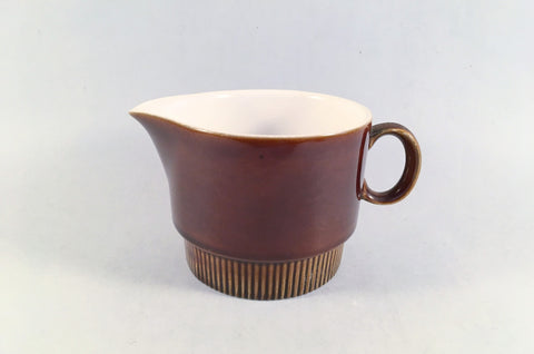 Poole - Chestnut - Milk Jug - 1/2pt - The China Village