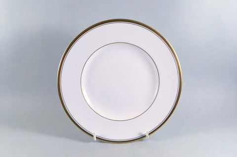 "Royal Worcester - Viceroy - Gold - Starter Plate - 8"" - The China Village"