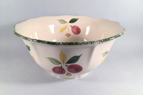 "Marks & Spencer - Damson - Serving Bowl - 9 5/8"" - The China Village"