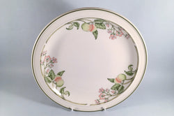 "Wedgwood - Wild Apple - Granada Shape - Dinner Plate - 10 3/4"" - The China Village"