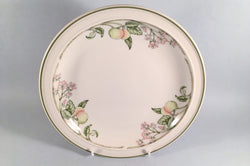 "Wedgwood - Wild Apple - Granada Shape - Starter Plate - 9"" - The China Village"