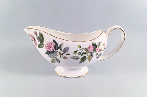 Wedgwood - Hathaway Rose - Sauce Boat - The China Village
