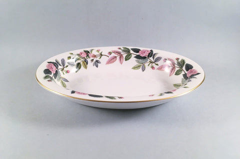 "Wedgwood - Hathaway Rose - Vegetable Dish - 10 1/8"" - The China Village"