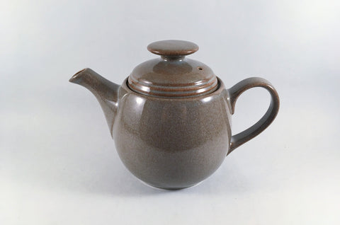 Denby - Greystone - Teapot - 1 3/4pt - The China Village