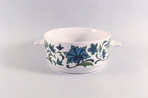 Midwinter - Spanish Garden - Soup Cup - The China Village