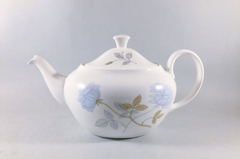 Wedgwood - Ice Rose - Teapot - 1 3/4pt - The China Village