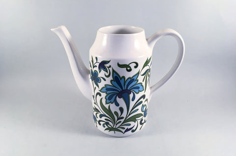 Midwinter - Spanish Garden - Coffee Pot - 2pt (Base Only) - The China Village