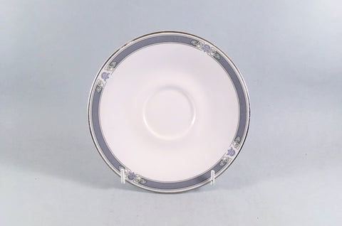 "Royal Doulton - Charade - Tea Saucer - 6 1/4"" - The China Village"