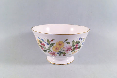 "Colclough - Hedgerow - Sugar Bowl - 4 1/2"" - The China Village"