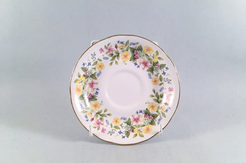 "Colclough - Hedgerow - Tea Saucer - 5 1/2"" - The China Village"