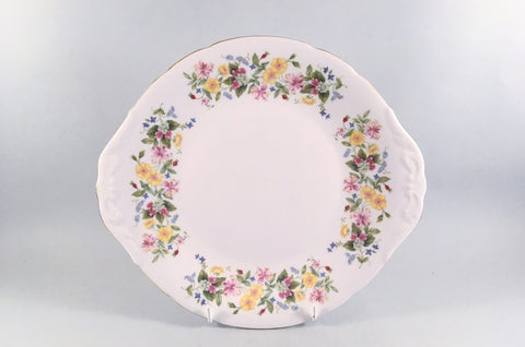 "Colclough - Hedgerow - Bread & Butter Plate - 10 3/8"" - The China Village"