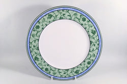 "Wedgwood - Watercolour - Dinner Plate - 10 1/2"" - The China Village"