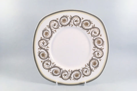 "Wedgwood - Venetia - Susie Cooper - Bread & Butter Plate - 9"" - The China Village"