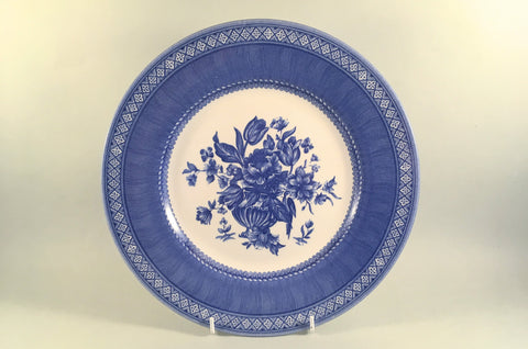 "Churchill - Out Of The Blue - Dinner Plate - 10 3/4"" - The China Village"