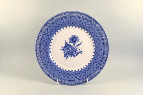 "Churchill - Out Of The Blue - Starter Plate - 8 1/2"" - The China Village"