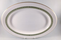 "Royal Doulton - Rondelay - Oval Platter - 16 1/4"" - The China Village"