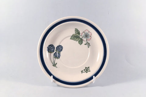 "Wedgwood - Bramble - Tea Saucer - 6"" - The China Village"