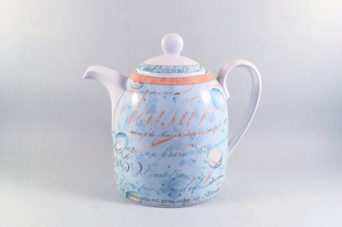 Wedgwood - Variations - Teapot - 2 1/4pt - The China Village