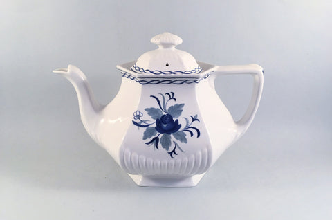 Adams - Baltic - Teapot - 2 1/4pt - The China Village