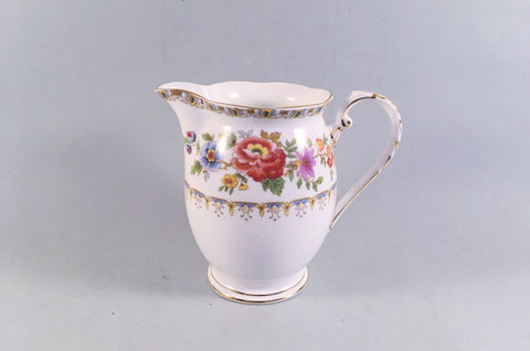 Royal Grafton - Malvern - Milk Jug - 1/2pt - The China Village