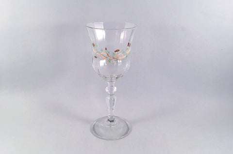 "Johnsons - Eternal Beau - Wine Glass - 3 1/4 x 7 5/8"" - The China Village"