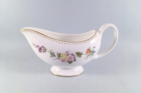 Wedgwood - Mirabelle - Sauce Boat - The China Village