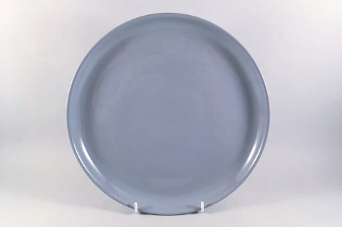 "Denby - Homestead Brown - Dinner Plate - 10 1/4"" - The China Village"