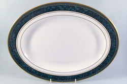"Royal Doulton - Biltmore - Oval Platter - 13 3/4"" - The China Village"