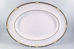 "Wedgwood - Cavendish - Oval Platter - 14"" - The China Village"