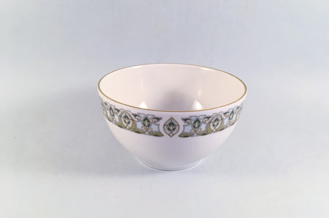 "Royal Doulton - Celtic Jewel - Sugar Bowl - 4 1/2"" - The China Village"