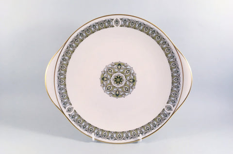 "Royal Doulton - Celtic Jewel - Bread & Butter Plate - 10 3/8"" - The China Village"